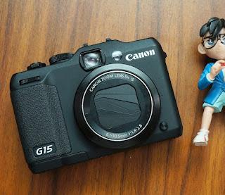Jual Canon G15 Bekas