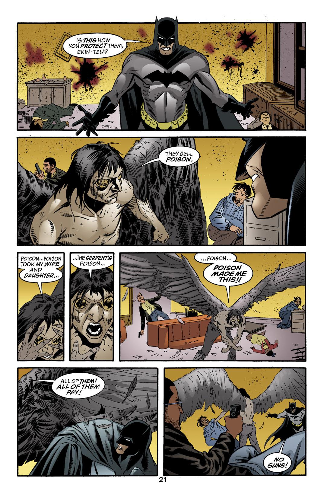 Detective Comics (1937) 769 Page 21