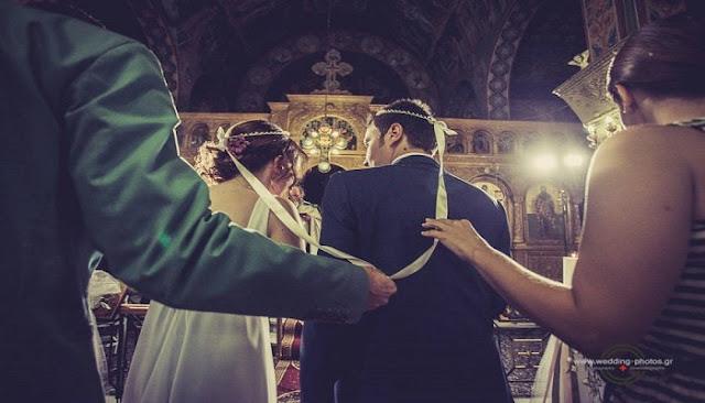 Τι σημαίνει ο χορός του Ησαΐα; Και γιατί χορεύει ο ιερέας τους νεονύμφους τρεις φορές γύρω από το τραπέζι στο κέντρο της εκκλησίας;