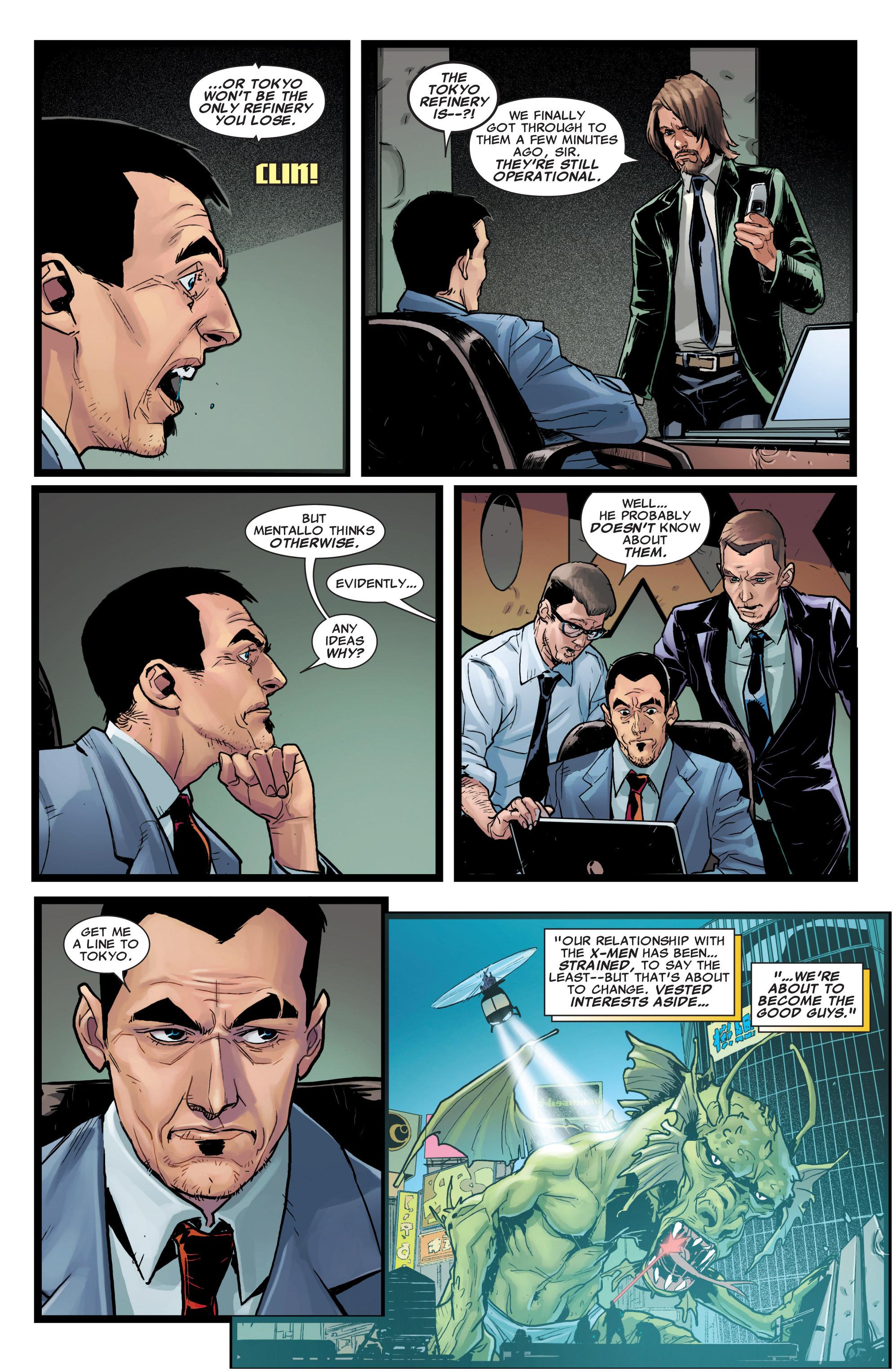 Read online Astonishing X-Men (2004) comic -  Issue #37 - 19