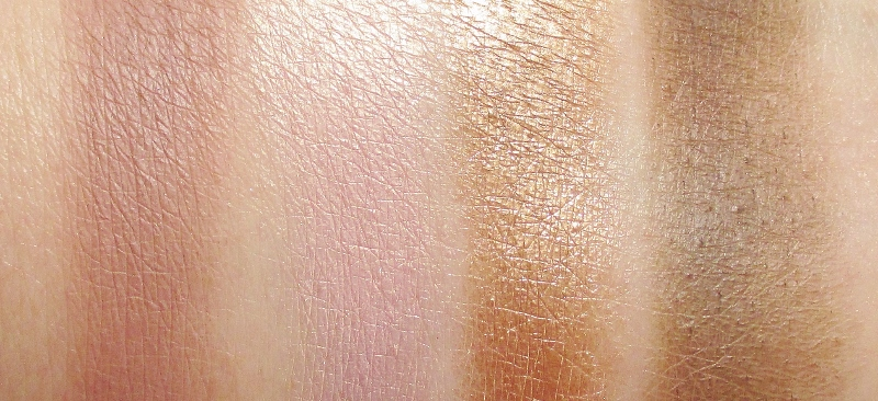 too-faced-chocolate-bon-bons-eye-shadow-palette-top-row-swatches