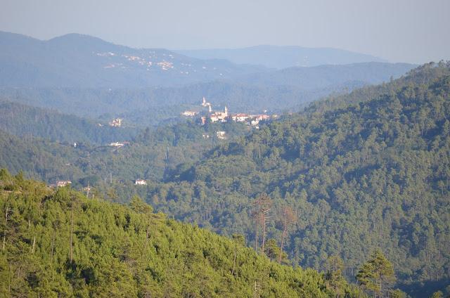 cinque terre, Carro, Ligurie, Italie, Montagne