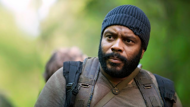 Tyreese en la quinta temporada The Walking Dead