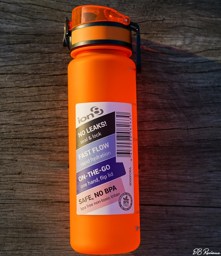 Ion8 Leak Proof Water Bottle