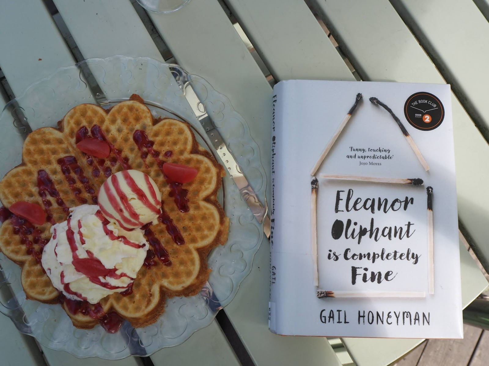 Skies and Fairytales  Eleanor Oliphant is Completely Fine   Gail     Eleanor Oliphant is Completely Fine is Gail Honeyman s debut work  It s a  very heartfelt  funny and sad story about a young woman who s good at going