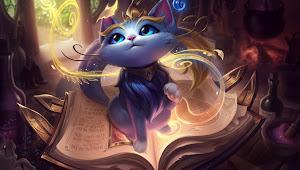 Tổng Hợp Hình Nền Yuumi – Cô Mèo Ma Thuật cho Pc và điện thoại