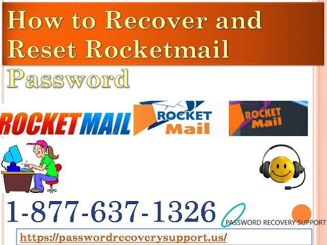 +1-877-637-1326 Recover and Reset Rocketmail Password