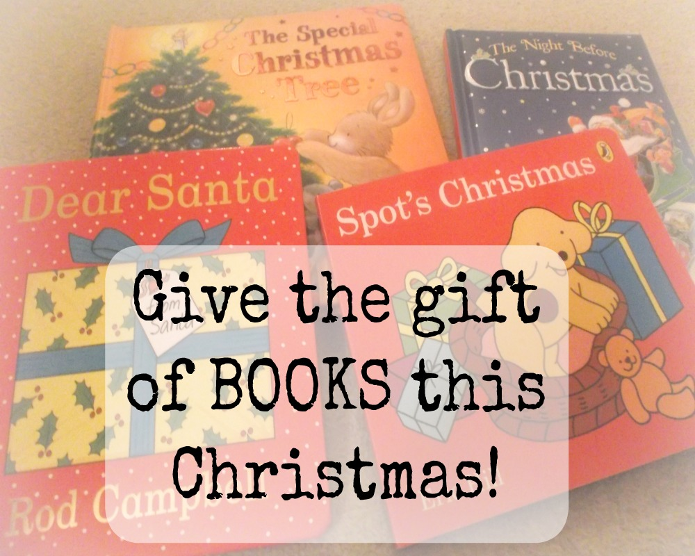 Give A Book This Christmas Whimsical Mumblings