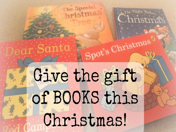 Give A Book This Christmas!