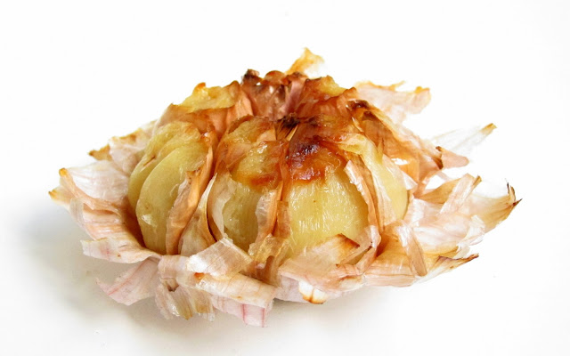 pressure cooker recipe for roasted garlic