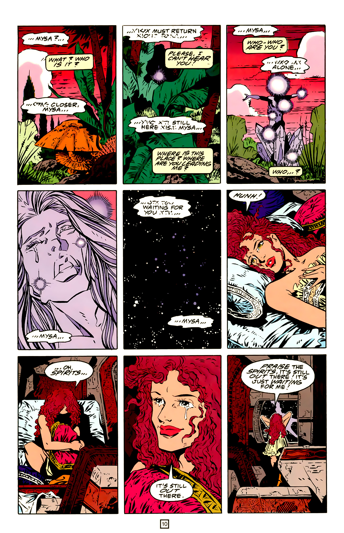 Legion of Super-Heroes (1989) 20 Page 10