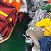 Penasaran Barang Yang Ditemukan Petugas Keluarga Korban Lion Air JT 610  Datangi Lokasi Jatuhnya Pesawat