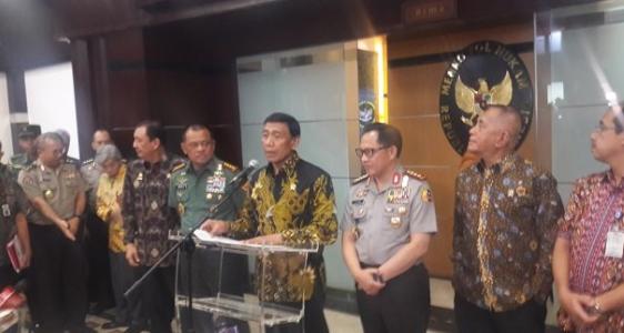 Akhirnya, Ribuan Senjata Brimob yang Tertahan Kini di Bawah Kendali Mabes TNI