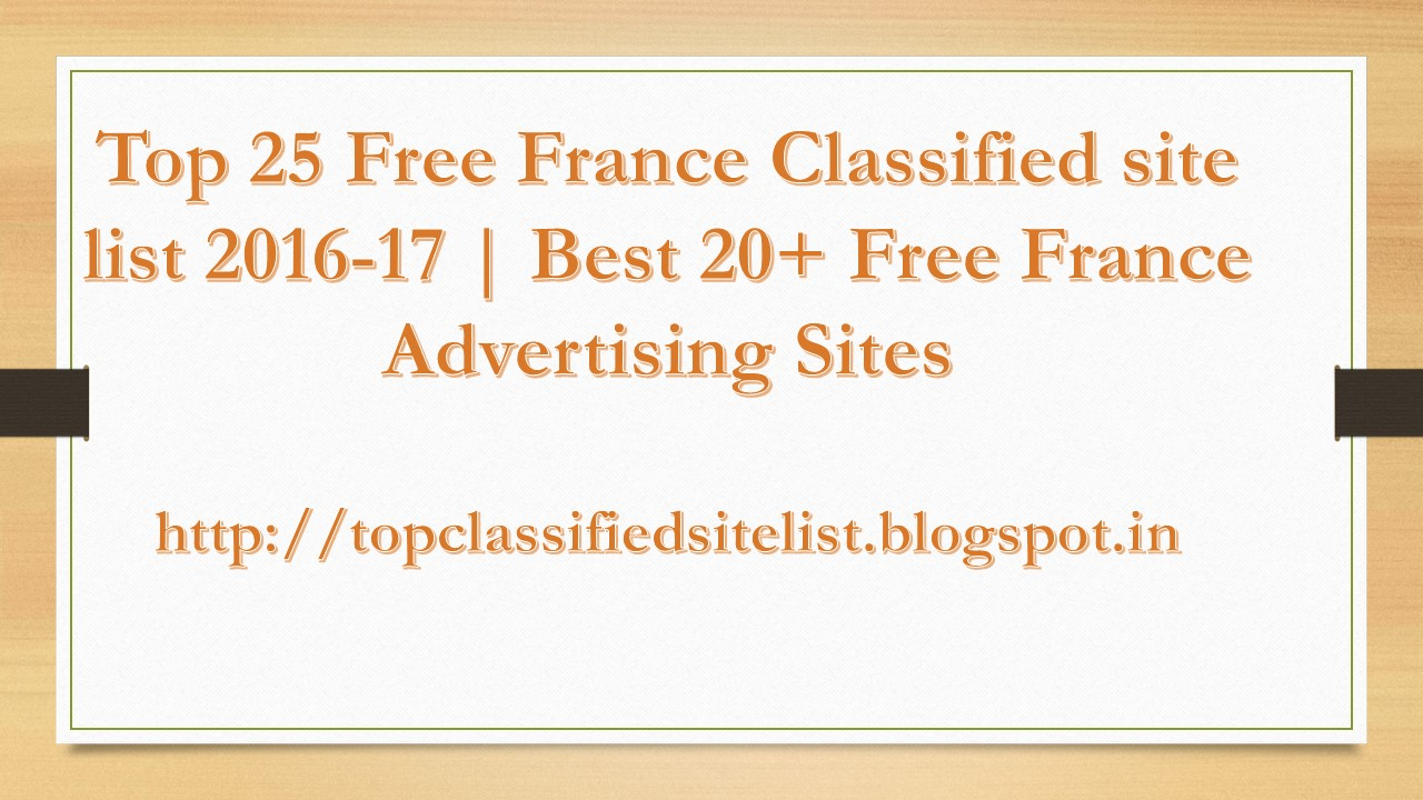 Best free dating sites in france