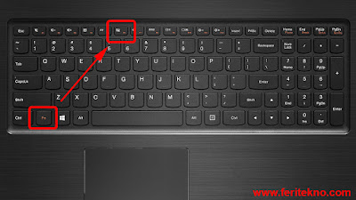 Cara Menonaktifkan Touchpad Laptop Lenovo