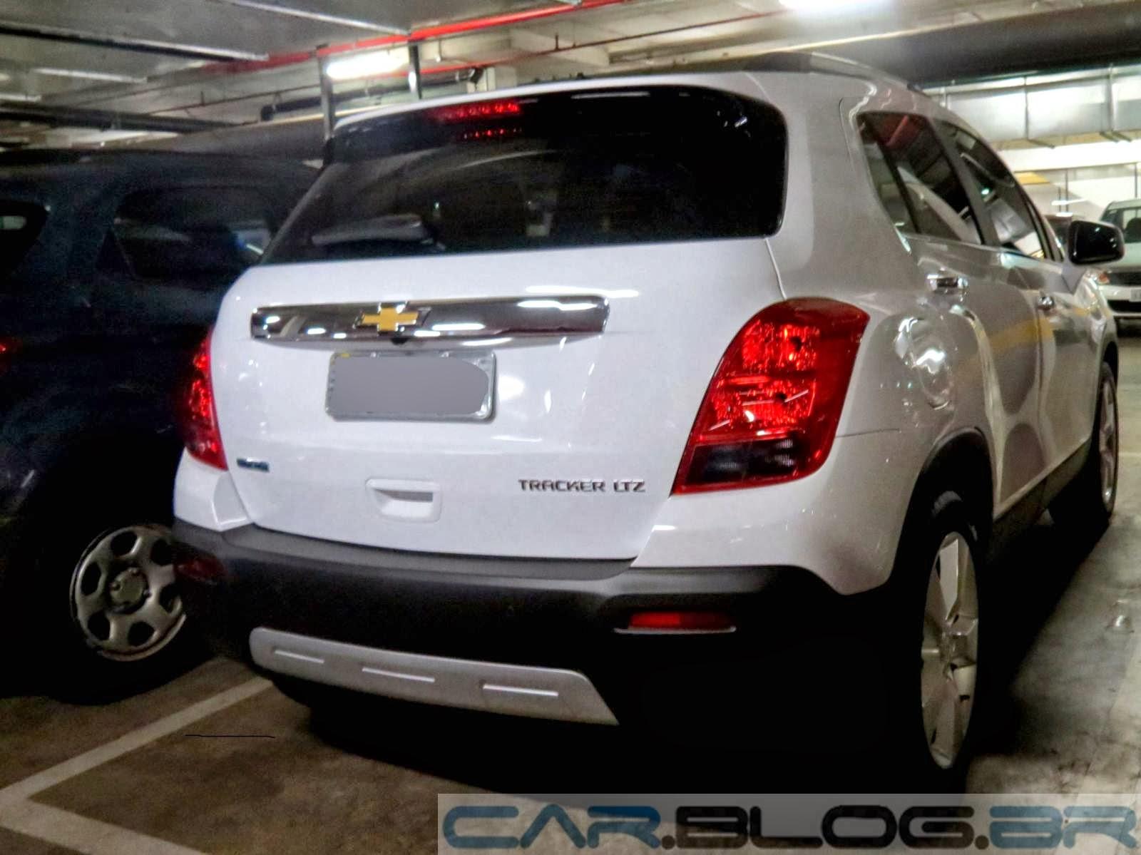 Chevrolet tracker x ford ecosport comparativo