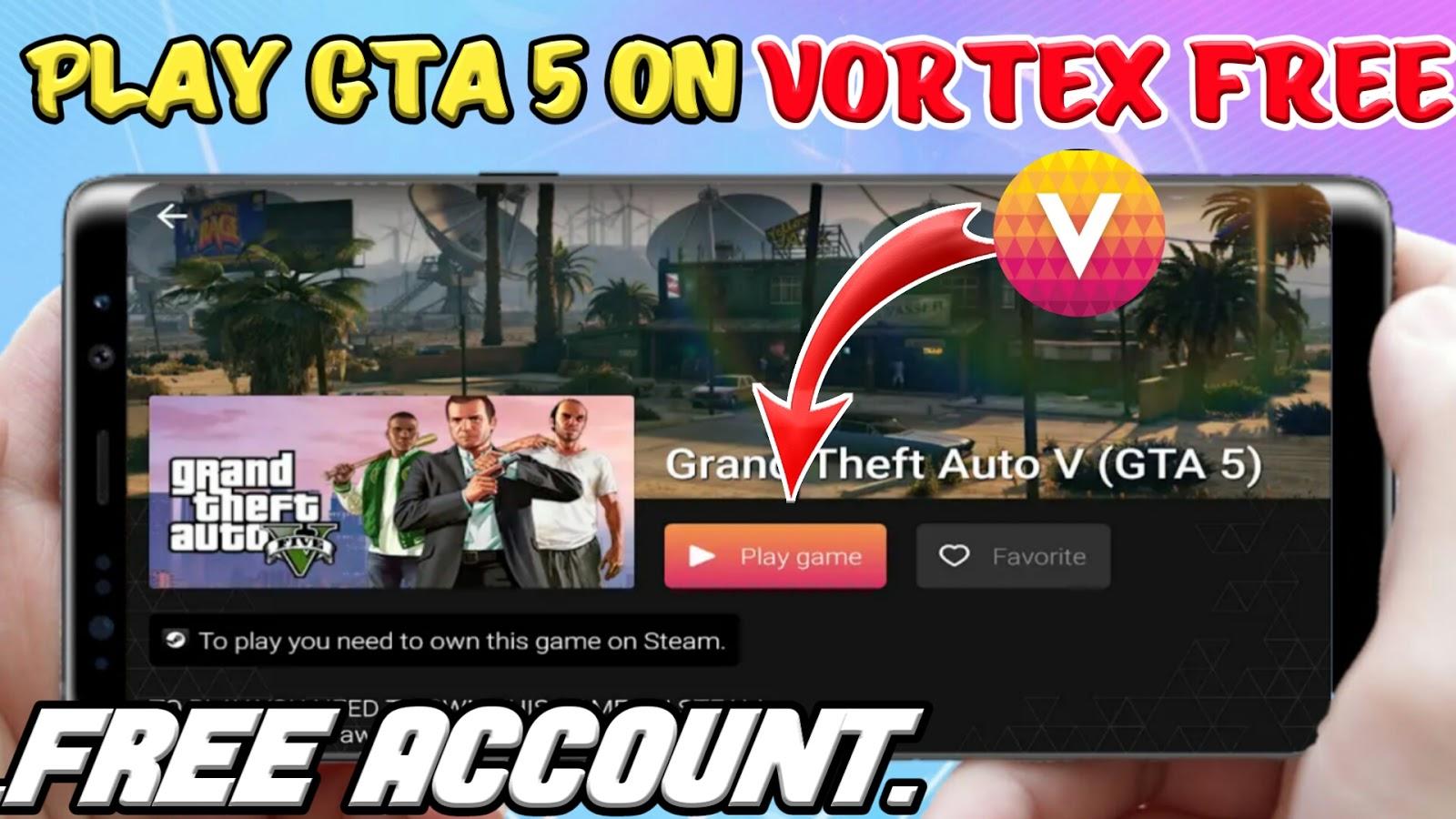 VORTEX GAMING HA/@ APK DOWNLOAD