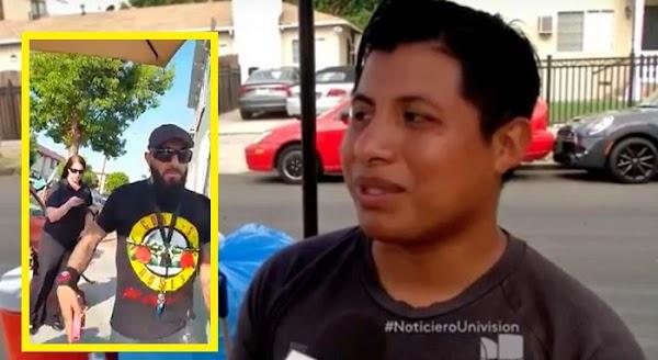 Benjamín Ramírez recibió 20 mil dólares de donación, fue humillado por el argentino racista