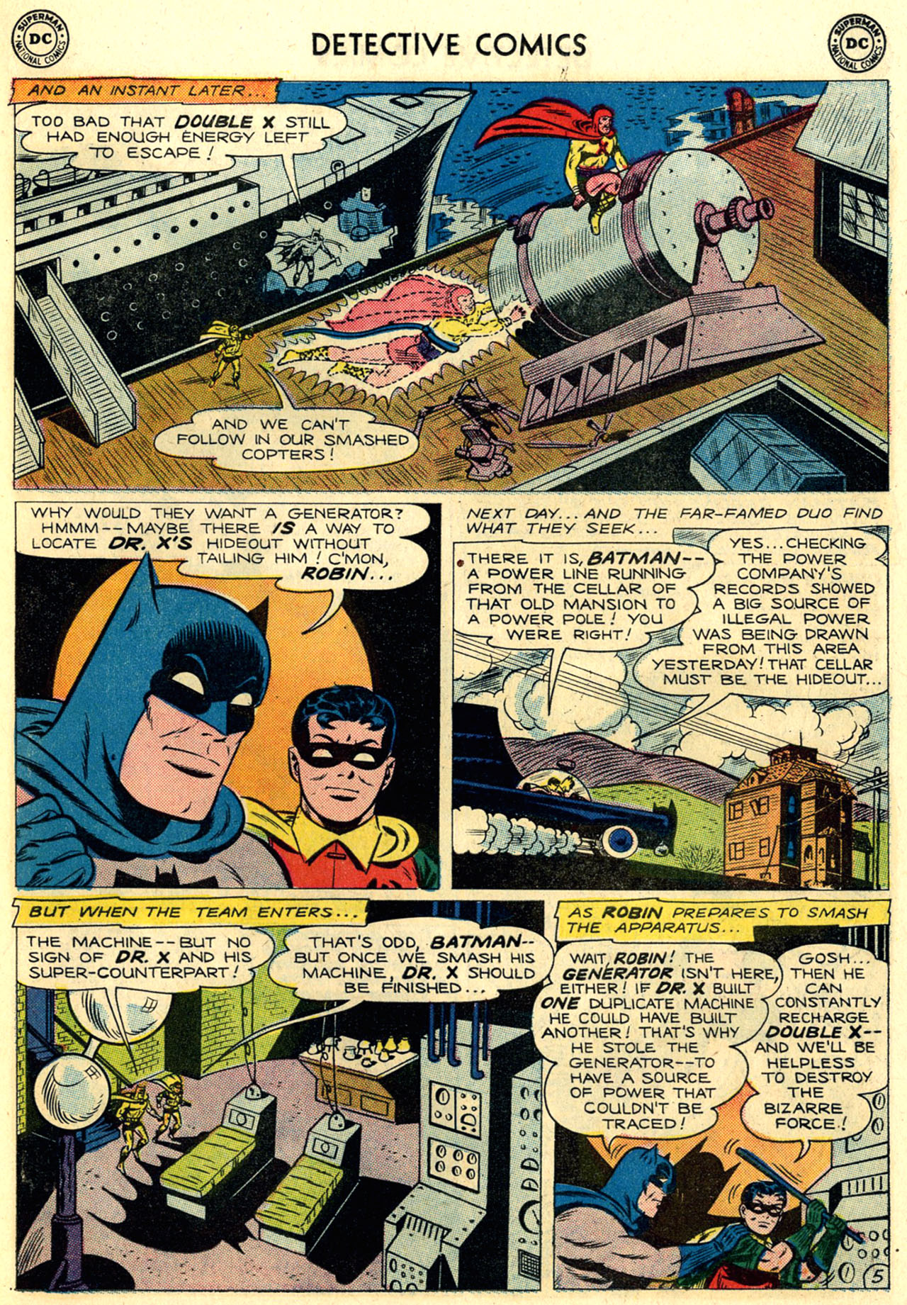 Detective Comics (1937) 316 Page 6