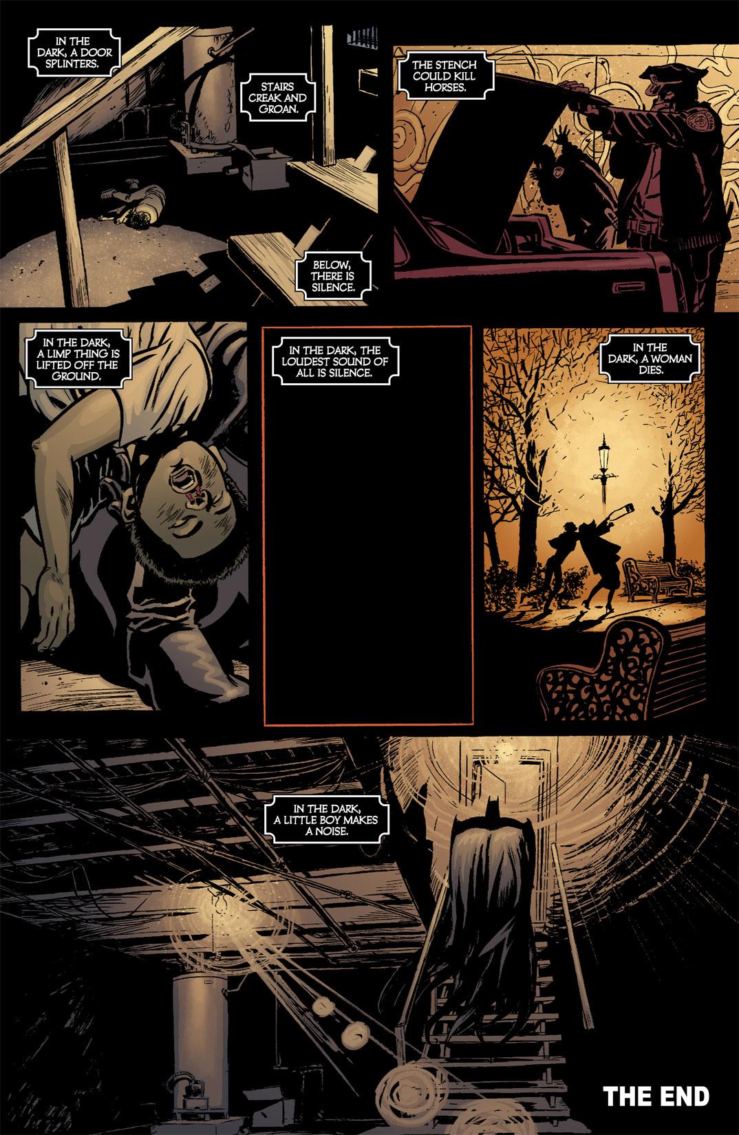 Detective Comics (1937) 800 Page 38