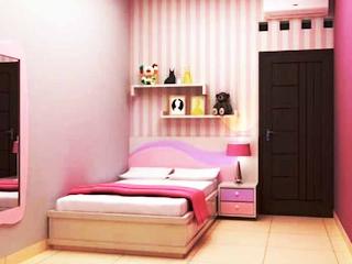 Menata ruang tidur supaya terasa nyaman