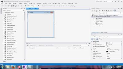 4 - Konversi Suhu(Visual Studio 2012)