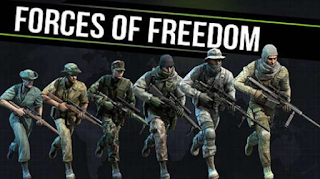 Download Forces of Freedom v3.01 Apk Obb