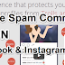 Facebook & Instagram Par Spam Comments Remove Kare Automatically