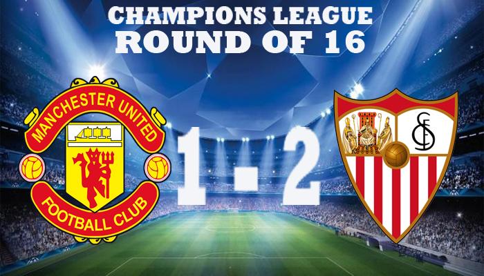 Sevilla Kandaskan Harapan Manchester United - Berita Sport 99