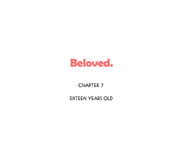 Beloved (jaeliu) - Chapter 7