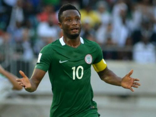 Why super eagles captain may not play against Argentina