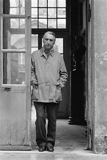 Roland Barthes @Daniel Boudinet