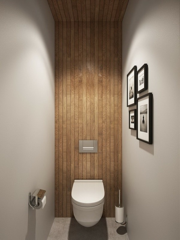 Solutions To Decorate Small Bathrooms 11