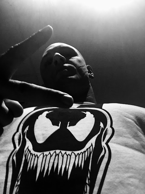Tom Hardy Unveiled as VENOM in Character's Own Titular Film