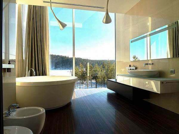Refresh Minimalist Bathroom Without Remodeling By Using Soft Pastel Beauteous Bathroom Refresh Minimalist