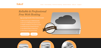 Sulu Free Hosting Review