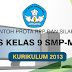 Contoh Prota RPP dan Silabus IPS Kelas 9 SMP-MTs Kurikulum 2013