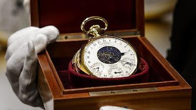 jam tangan bikin kantong bolong