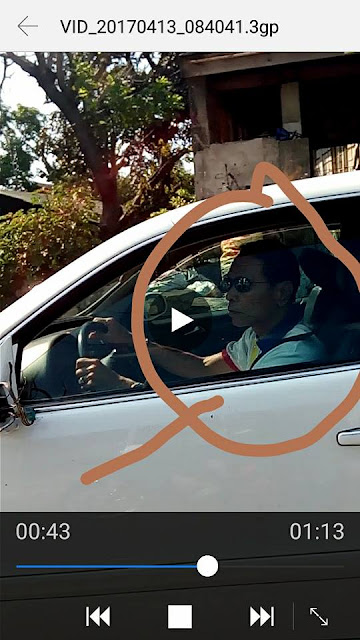 Netizen Clamors For A Mercedes-Benz Driver Involved in A Hit-And-Run Accident to Surrender!