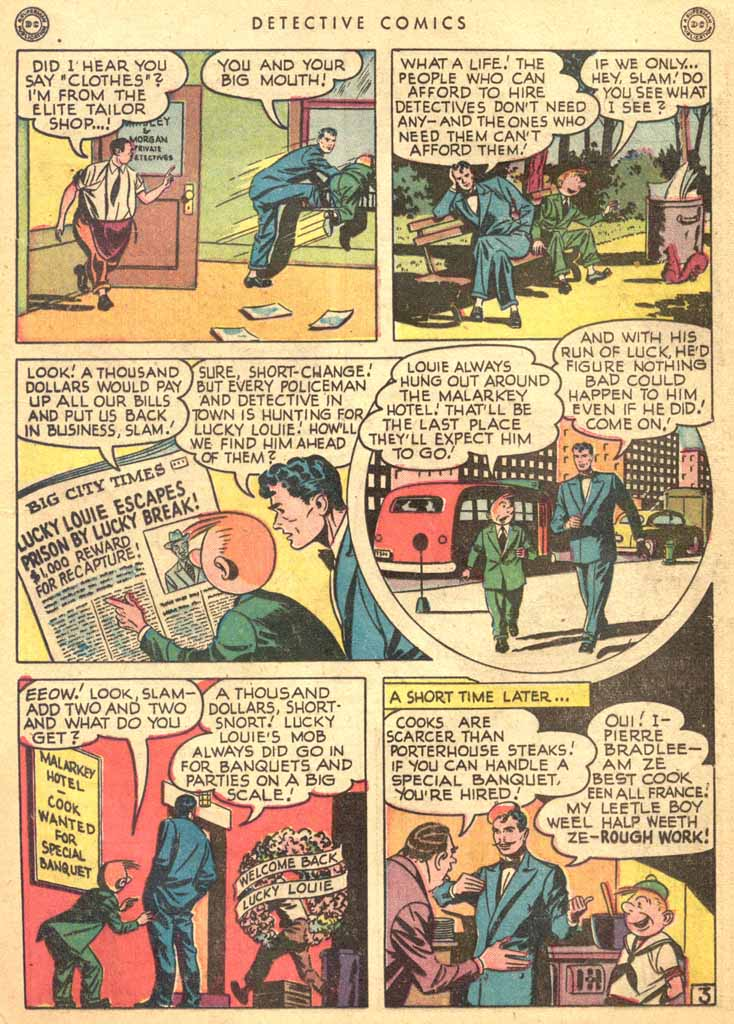 Detective Comics (1937) 146 Page 30