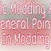 Basic Modding And General Point of Modding