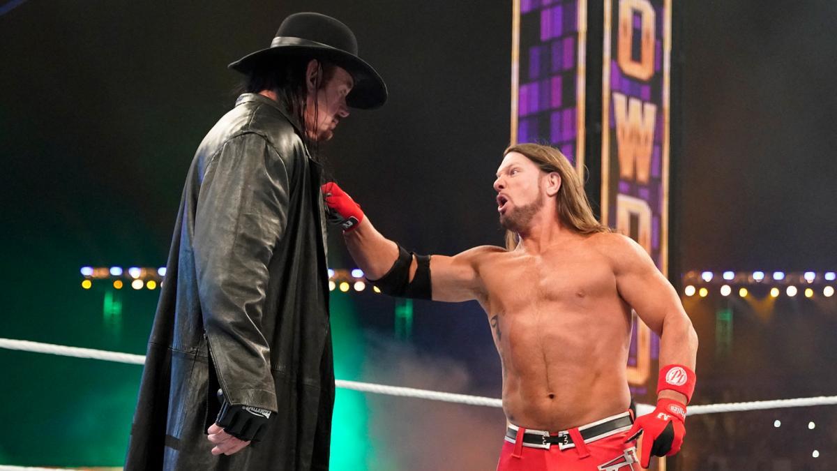 The Undertaker lembra momento inusitado em rivalidade contra Mankind