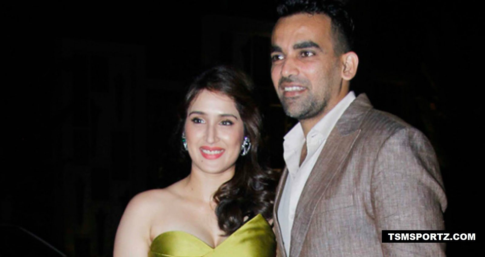 Sagarika Ghatge Married to Zaheer Khan 2017