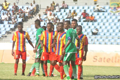 SCOREBOARD: Results and matchday stats of GPL Week 7