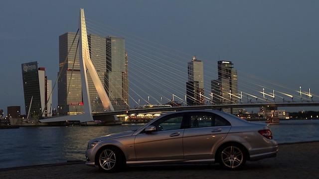 Aluguel de carro em Roterdã