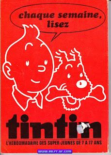 Tintin Fascicule, recueil numéro 219, 1986
