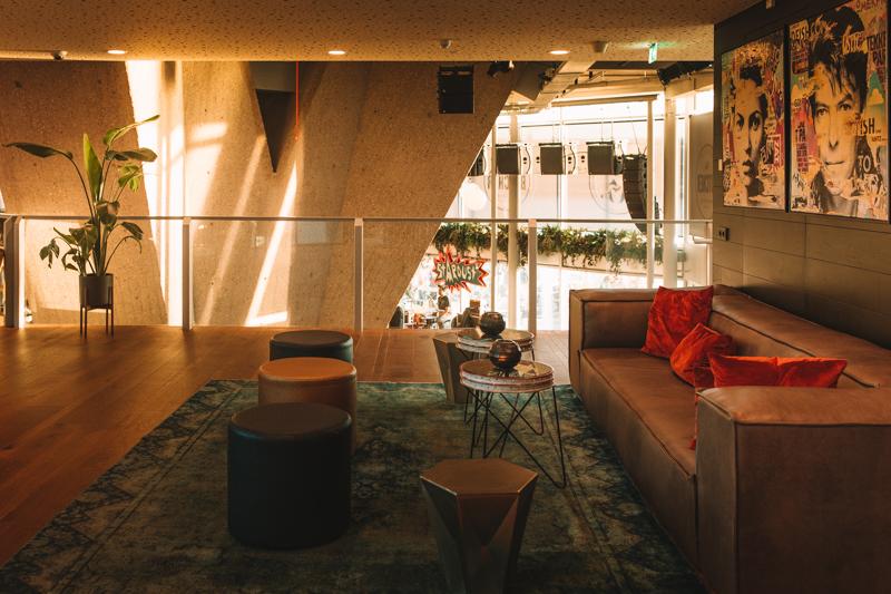 Sir Adam Hotel Lobby, Amsterdam