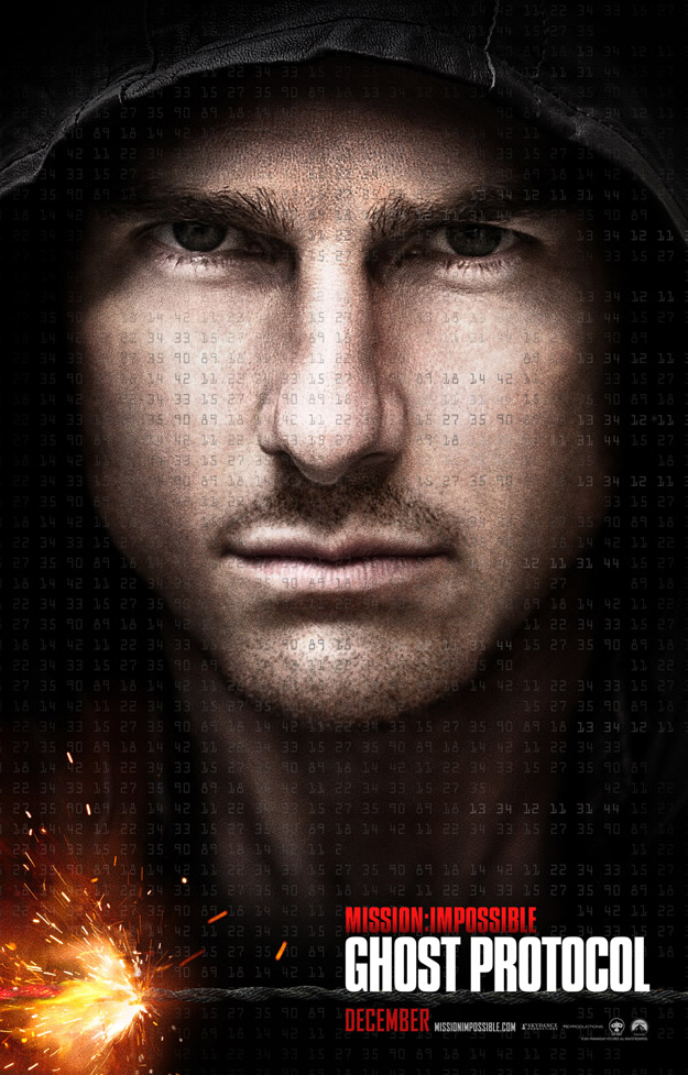 póster de Mission: Impossible - Ghost Protocol