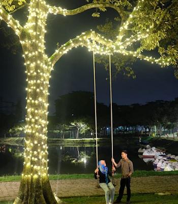 Budaya Land, Wisata Rekresi Liburan Nusantara Terbaik Di Deli Serdang