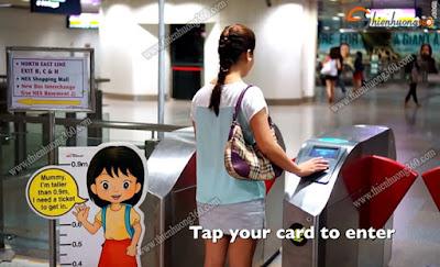 MRT Stations Singapore